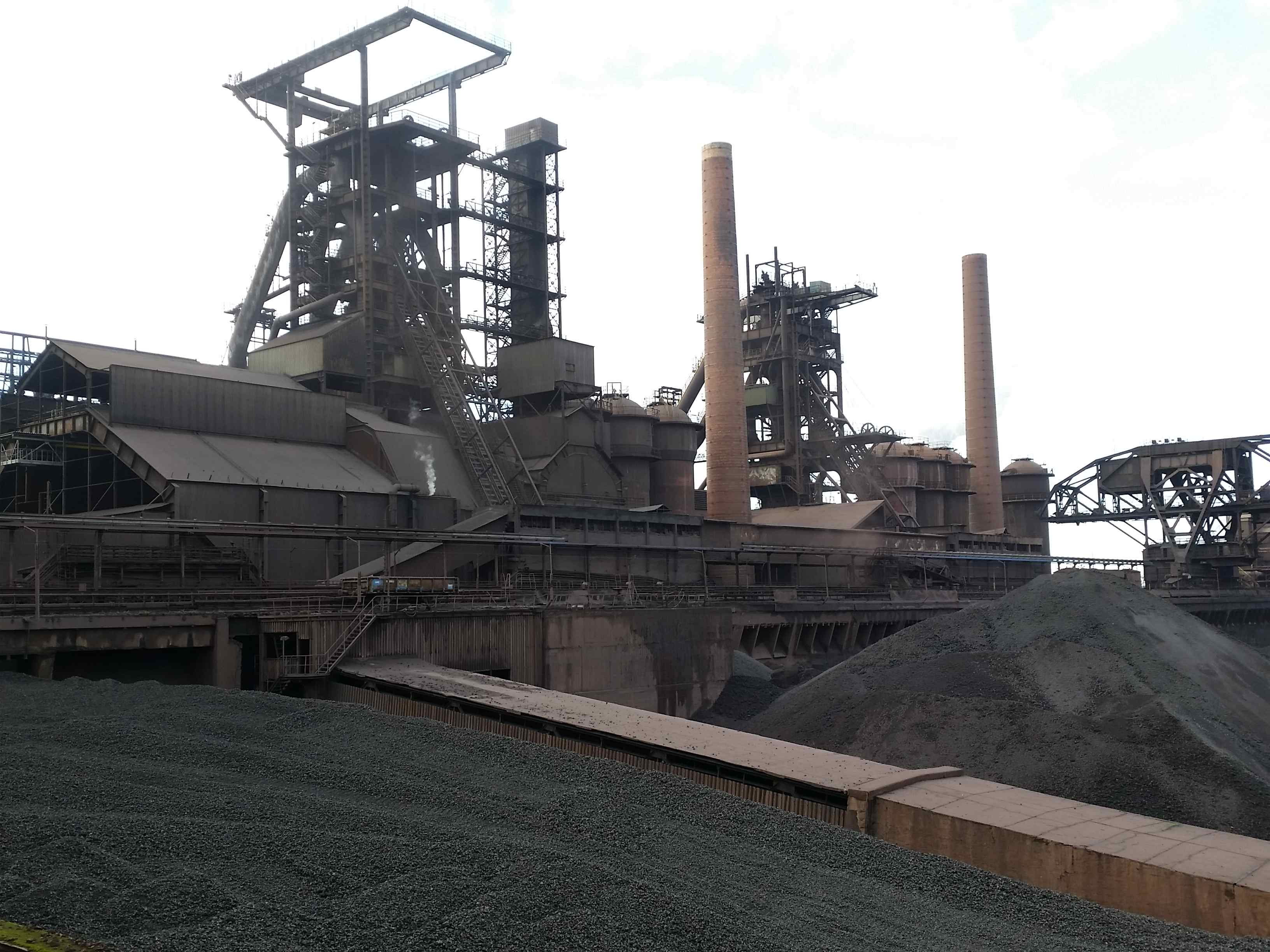 Dedusting Sinter Plant South – AM Ostrava