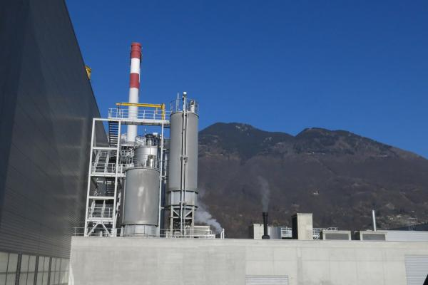 Waste to Energy Tessin, Giubiasco